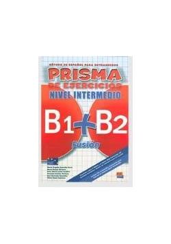Prisma fusion nivel inicial B1+B2 ejerc. EDI-NUMEN
