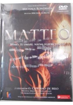 Matteo, DVD