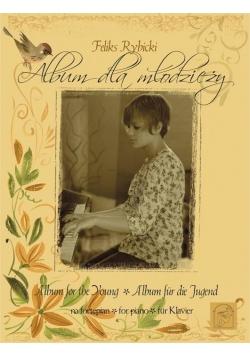 Album dla młodzieży na fortepian