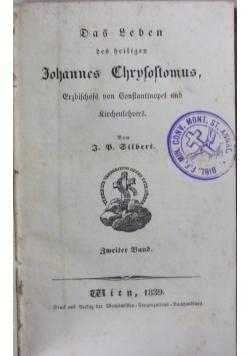 Das Leben des heiligen Jahannes Cheyfoftomus 1839 r