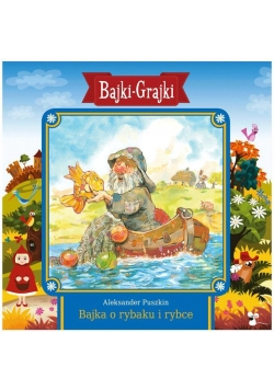 Bajki - Grajki. Bajka o rybaku i rybce CD
