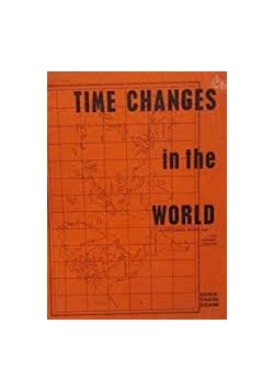Time Changes in the world