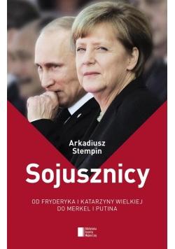 Sojusznicy. Od Fryderyka i Katarzyny Wielkiej do..