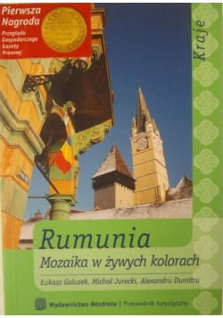 Rumunia. Mozaika w żywych kolorach