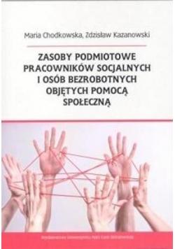 Zasoby podmiotowe pracowników socjalnych...