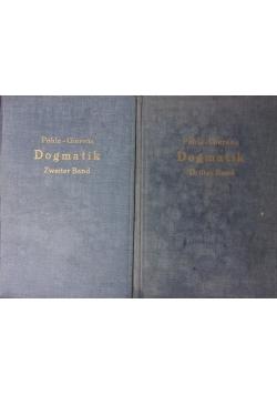 Dogmatik dritter band/ Dogmatik zweiter band, 1937 r.