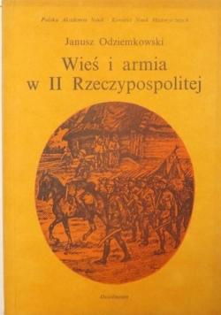 Wieś i armia w II Rzeczypospolitej