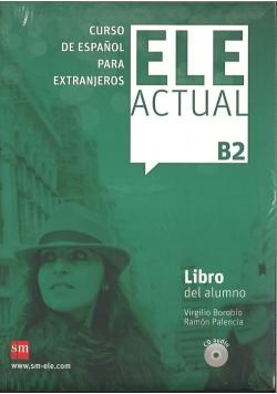 ELE Actual B2 Podręcznik +CD