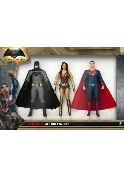 Zestaw 3 figurek Batman VS Superman