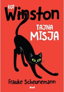 Kot Winston. Tajna misja