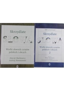 Wielki słownik cytatów polskich i obcych, Tom I-II, Tom I-II