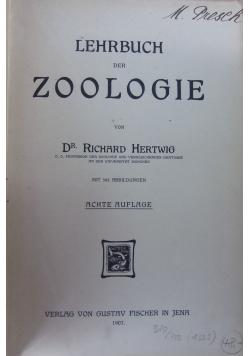 Lehrbuch der Zoologie, 1907 r.