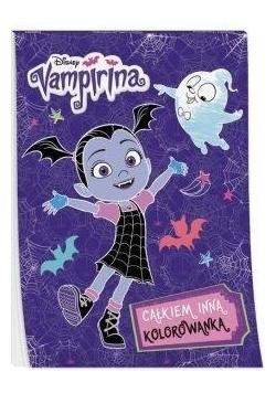 Vampirina. Całkiem inna kolorowanka