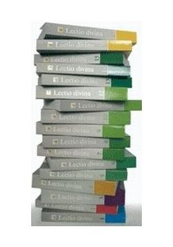 Lectio divina na każdy dzień roku, zestaw 17 tomów