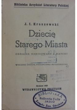 Dziecię Starego Miasta, 1945 r.