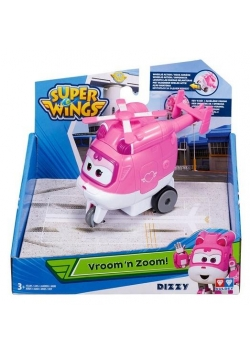 Super Wings Pojazd DIZZY
