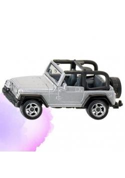 Siku 13 - Jeep Wrangler S1342
