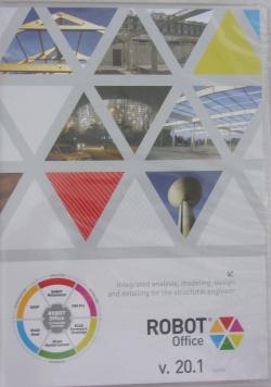 Robot Office v. 20.1, płyta DVD, nowa
