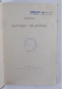 Jenerał Dezydery Chłapowski, 1885 r.