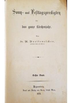 Sonn und Helttag Predigten für das ganze kirchenjahr, 1878r