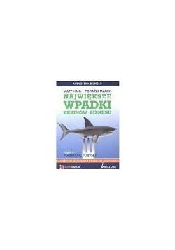 Największe wpadki rekinów biznesu CD, nowa