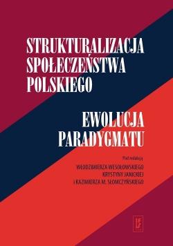 Strukturalizacja społeczeństwa polskiego Ewolucja paradygmatu