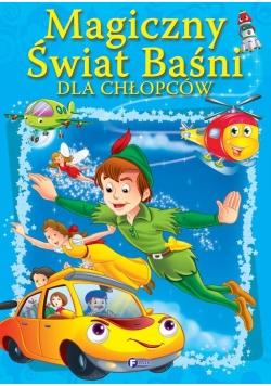 Magiczny Świat Baśni - dla chłopców FENIX