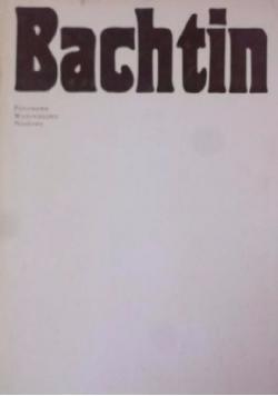 Bachtin. Dialog, język, literatura