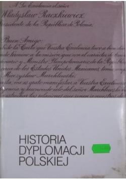 Historia dyplomacji polskiej, Tom V