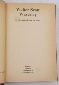 Waverly, czyli sześćdziesiąt lat temu