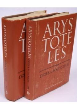 Arystoteles - Dzieła wszystkie, T. I-II