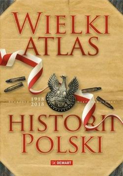 Wielki atlas historii Polski