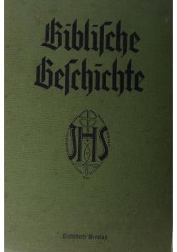 Bibliche Geschichte, 1932 r.