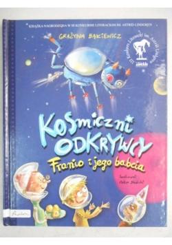 Kosmiczni odkrywcy Franio i jego babcia