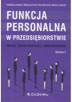 Funkcja personalna w przedsiębiorstwie... w.2