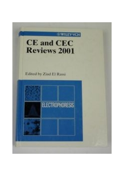 CE and CEC Reviews 2001