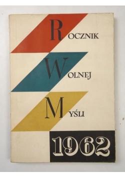 Rocznik wolnej myśli 1962