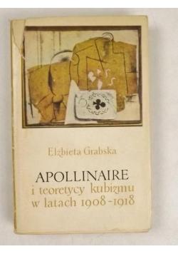 Apollinaire i teoretycy kubizmu w latach 1908-1918