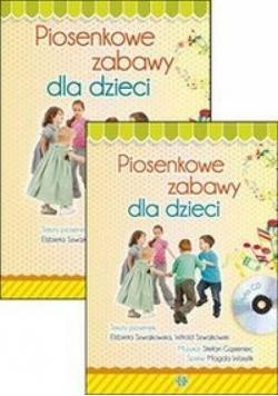 Piosenkowe zabawy dla dzieci +CD (kpl)