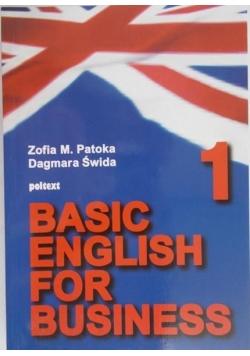 Basic English for Business 1