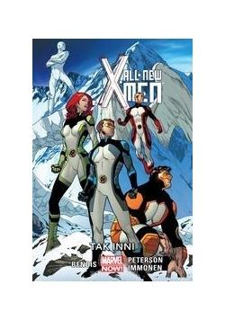 All-New X-Men T.4 Tak inni