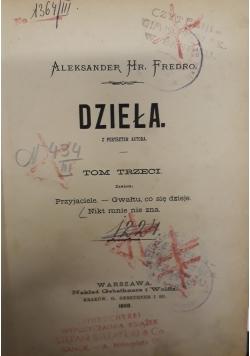 Dzieła, 1880 r.