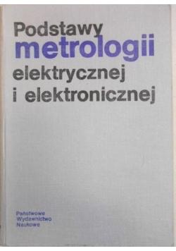 Podstawy metrologii elektrycznej i elektronicznej
