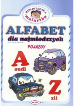Alfabet dla najmłodszych. Pojazdy