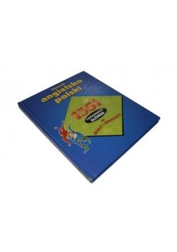 Słownik angielsko-polski - 1351 ilustrowanych słówek dla dzieci i młodzieży