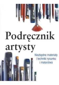 Podręcznik artysty. Niezbędne materiały...
