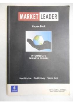Market Leader Intermediate Business English Course Book