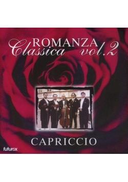 Romanza Classica Vol. 2. Capriccio CD