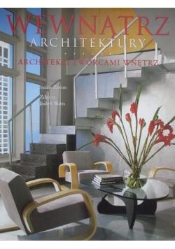 Wewnątrz architektury