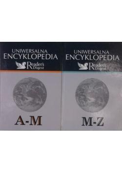 Uniwersalna Encyklopedia. A-M,M-Z